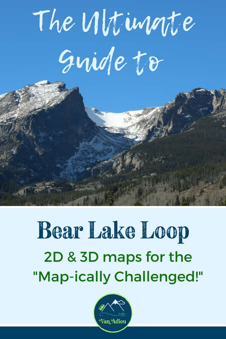 Your Guide to the Bear Lake Hike in Rocky Mountain National Park, Estes Park, Colorado!