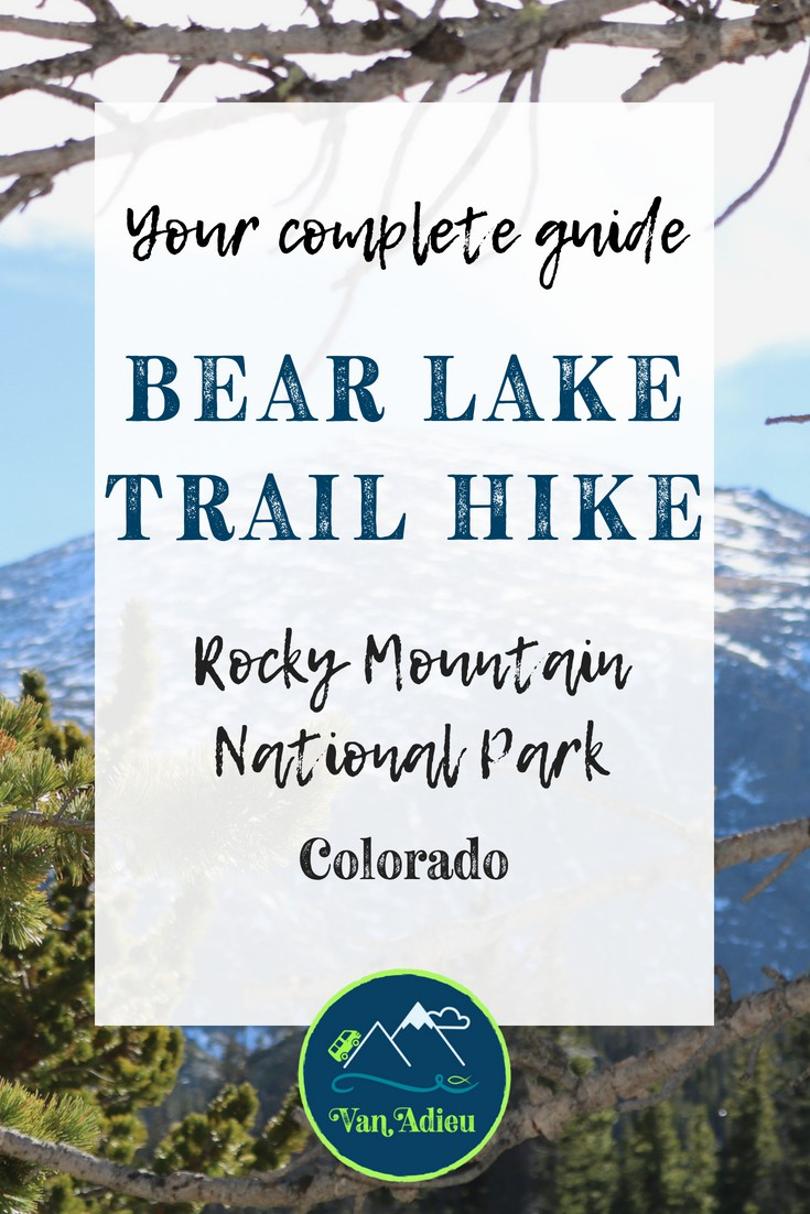 "The Best Outdoor Resource for Bear Lake Hike in RMNP, Colorado. Includes hiking directions, 2d & 3d maps for the ""Map-ically challenged!"" Stop Wasting Weekends!"