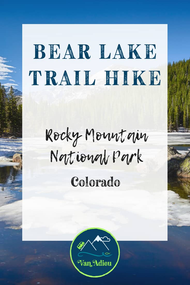"The Best Outdoor Resource for Bear Lake Hike in Rocky Mountain National Park, including directions to the trailhead, 2d maps, 3d maps, clear hiking directions, and extra tips and help! Maps for the ""Map-ically challenged!"" for parking, transportation, and the hike itself!"