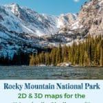 Loch Trail Rocky Mountain National Park Estes Park Colorado