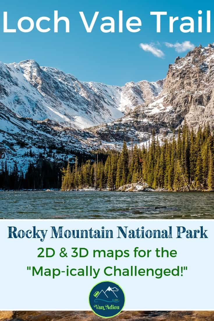 Ultimate Guide to the Loch Trail Rocky Mountain National Park, Estes Park, Colorado!