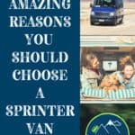 9 Reasons You Should Choose a Sprinter Van