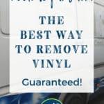 The Guaranteed Best Way to Remove Vinyl from a vehicle or Sprinter Van