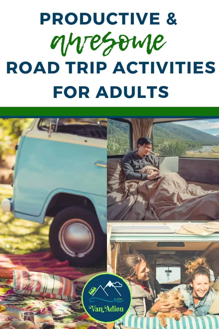 Road Trip Activities that are Unique and Productive!