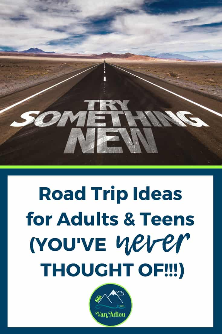 Road Trip Activities for your next family vacation!