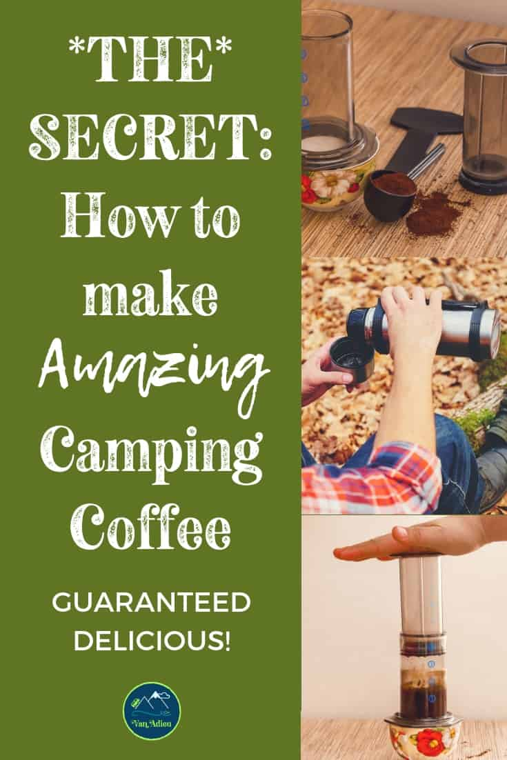 Aeropress Camp Coffee Camping Gear Guide