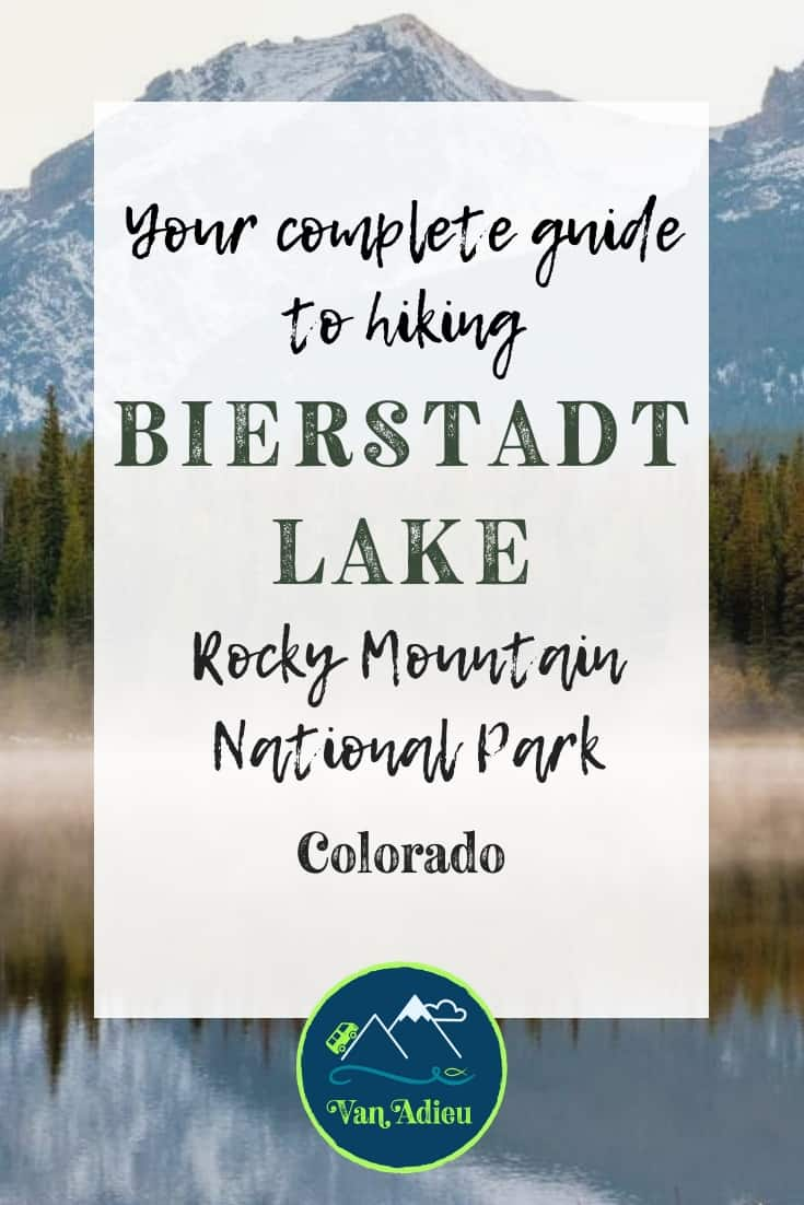 Your complete guide to Bierstadt Lake in Rocky Mountain National Park, Estes Park, Colorado