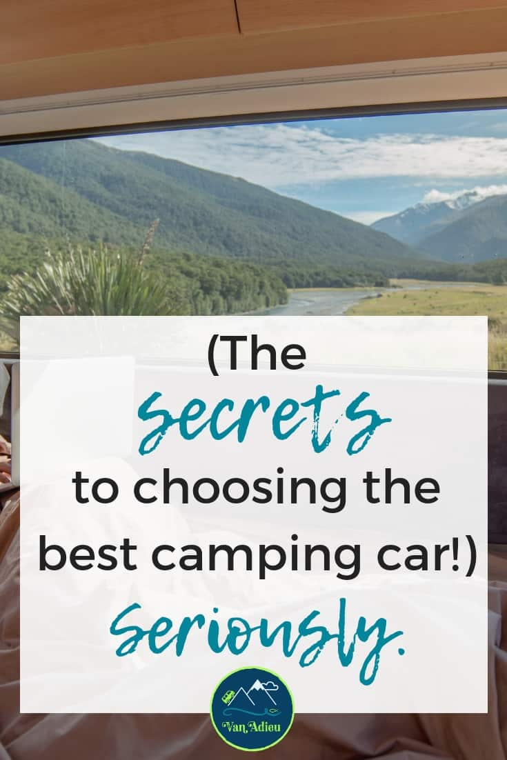 The Best Guide to decide whether a tiny house, campervan, RV, travel trailer, camper, or Sprinter Van Conversion is right for you!