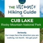 Cub Lake Rocky Mountain National Park Estes Park Colorado