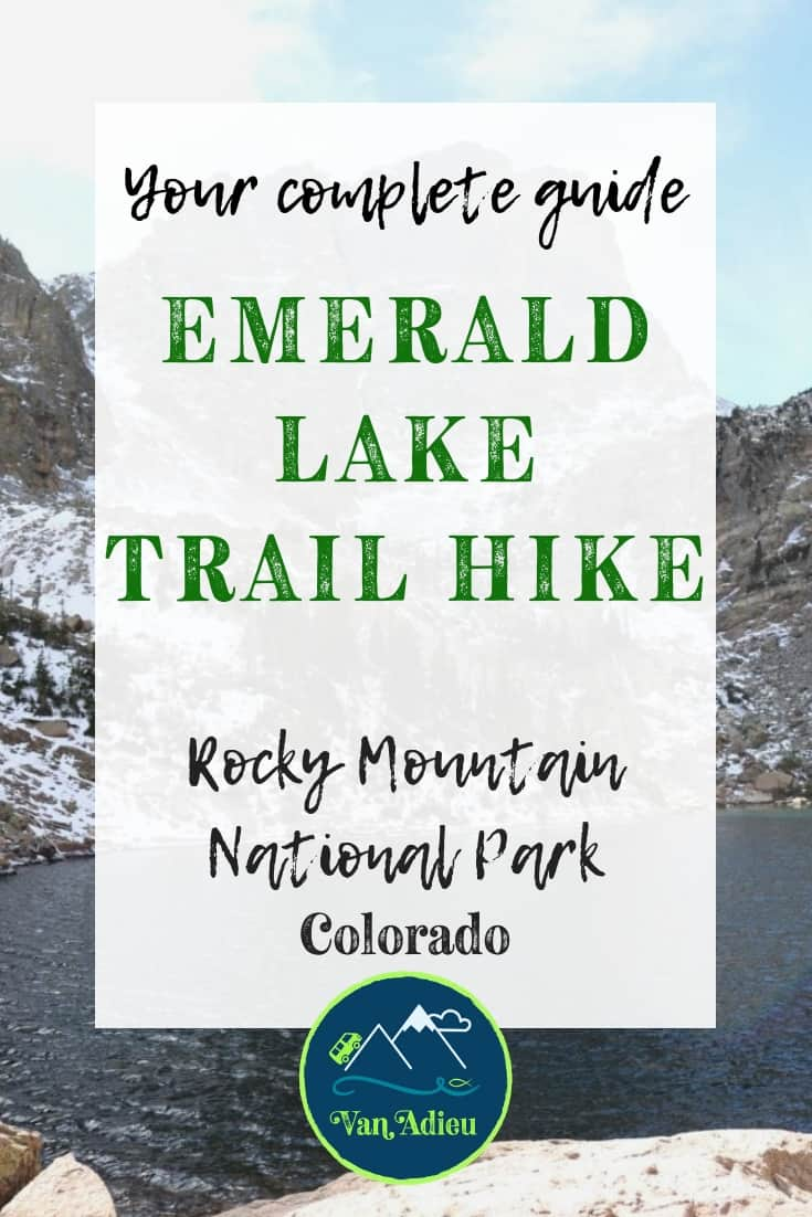 Your Essential guide to Emerald Lake, Rocky Mountain National Park, Estes Park, Colorado