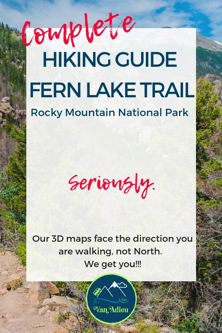 See RMNP and the breathtaking views while hiking! We can help!