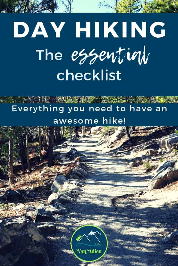 The essential gear, tips, and packing list you need as a beginner hiker for your next outdoor adventure! Stay safe, and have an amazing time!