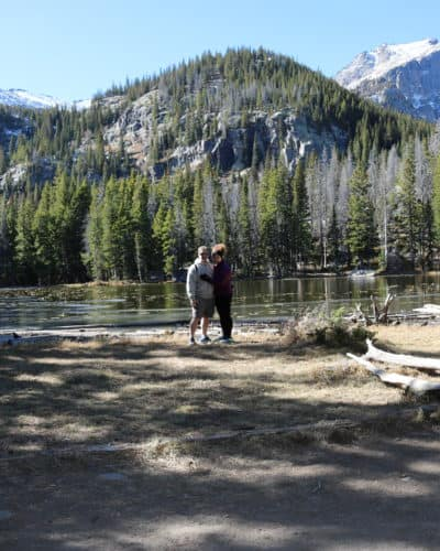 Nymph Lake Hike in Rocky Mountain National Park