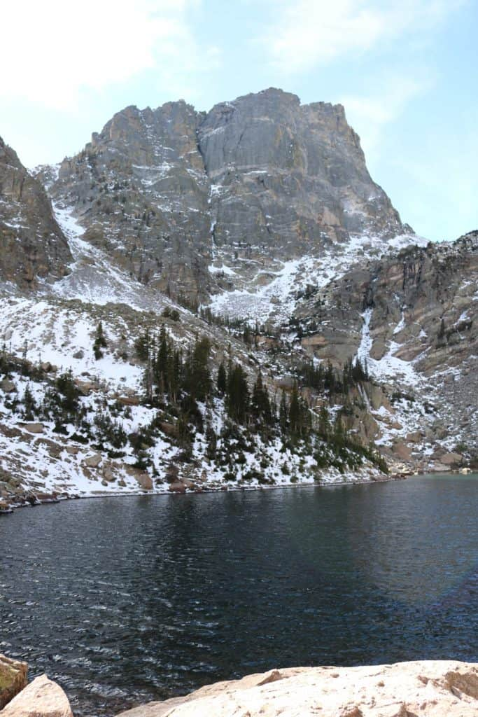 Emerald Lake Hike in Rocky Mountain National Park on the Four Lakes Trail