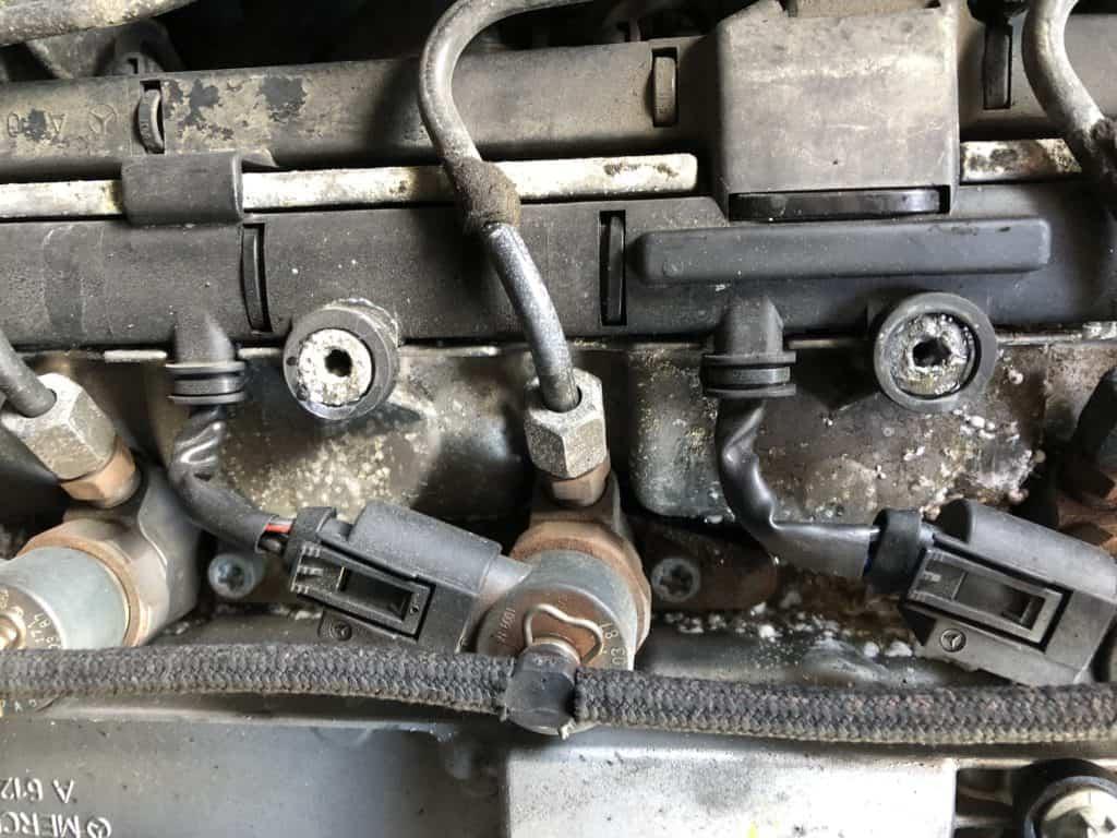 Sprinter Van Fuel Injector looking for Sprinter Van Black Death