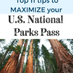 Top 11 Tips you need to know to maximize your U.S. National Parks Pass