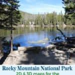 Nymph Lake Rocky Mountain National Park Estes Park Colorado