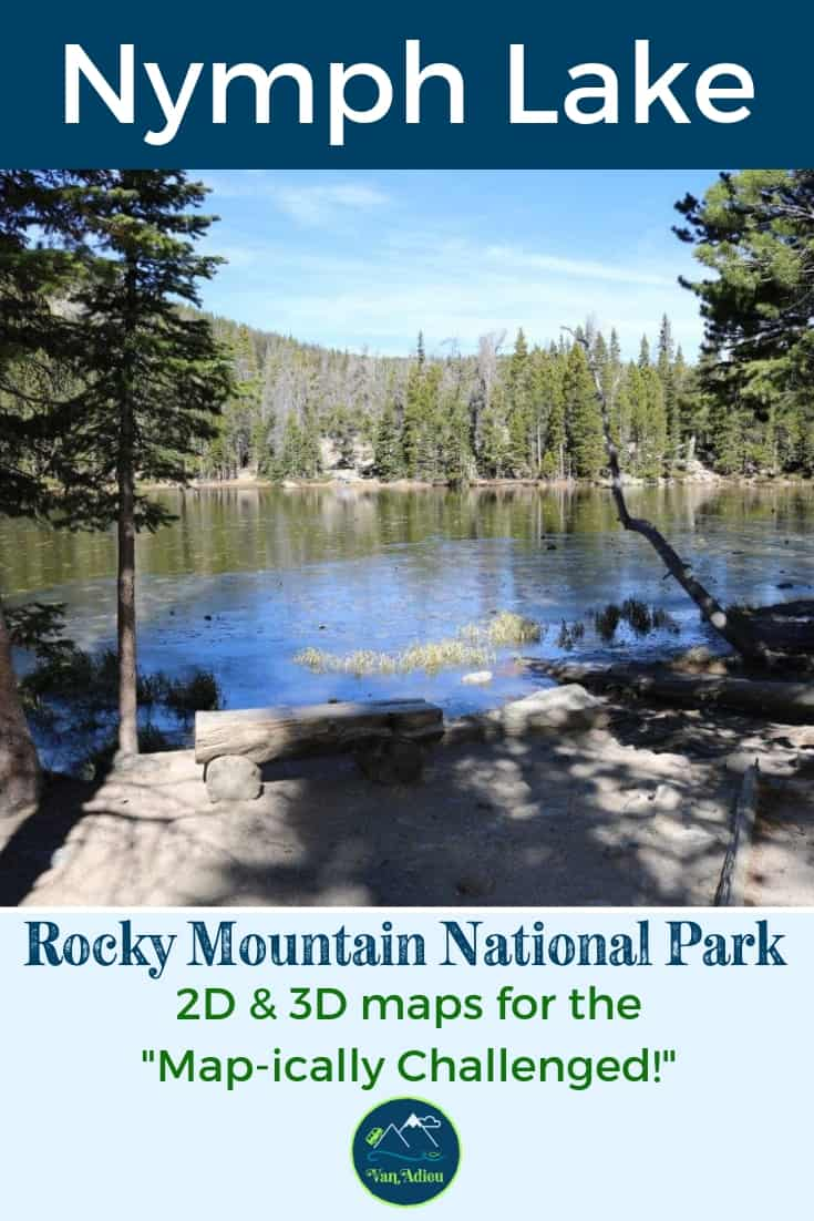 This ultimate Guide to Hiking Nymph Lake in Rocky Mountain National Park, near Estes Park, Colorado has all the tips, hacks, maps, and advice so you can confidently hike to see those breathtakingly beautiful views.