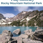 1 Day Rocky Mountain National Park Itinerary 2