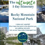 1 Day Rocky Mountain National Park Itinerary 3