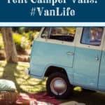 Camper Van Rental Companies to test drive van life