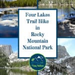 Four Lakes Trail Hike in Rocky Mountain National Park(1)