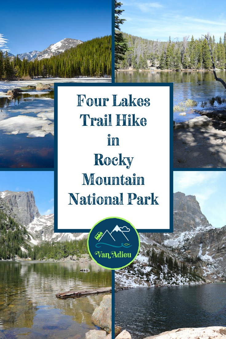Four Lakes Trail Hike in Rocky Mountain National Park Ultimate Guide