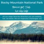 Four Lakes Emerald Bear Nymph Rocky Mountain National Park Estes Park Colorado