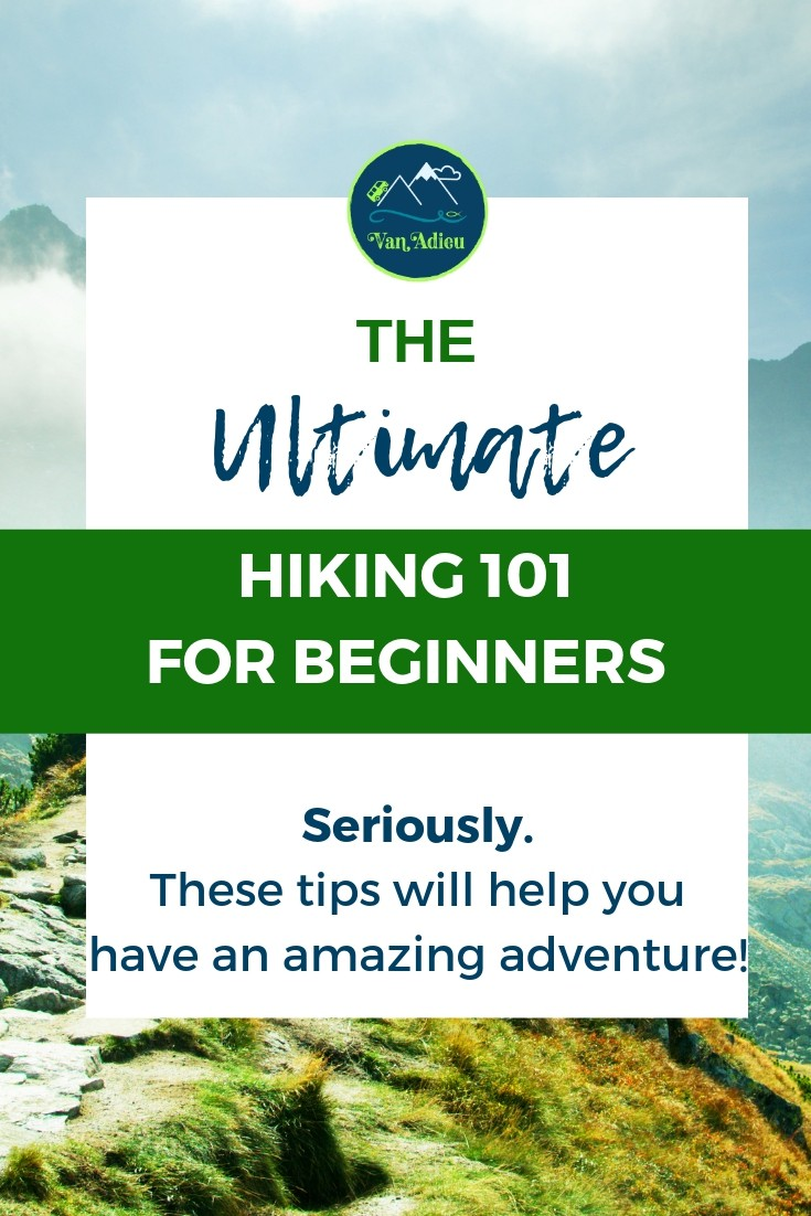 Hiking 101 for beginners!