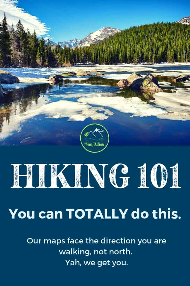 Hiking 101 tips for beginners!