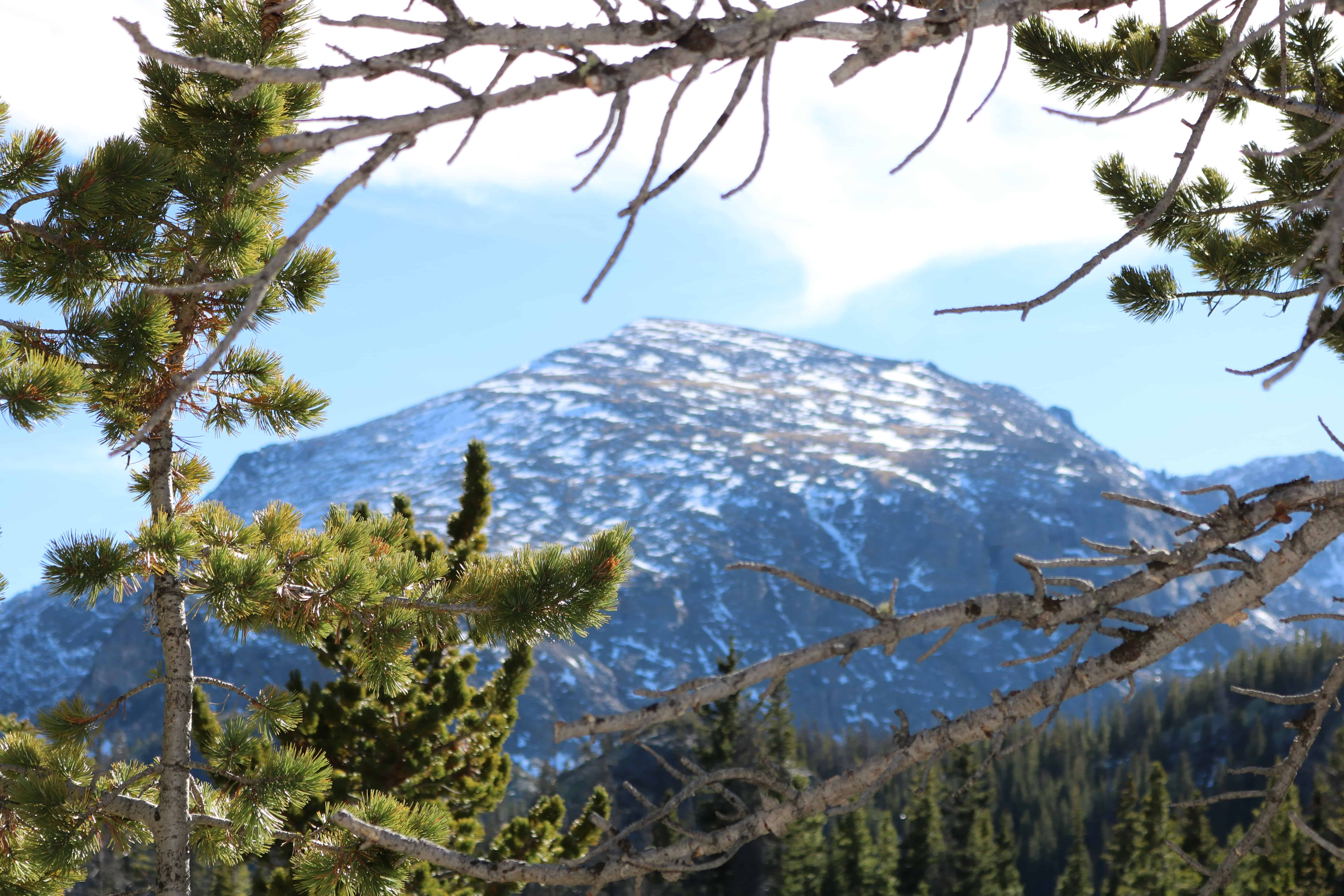 Itinerary Rocky Mountain National Park - Estes Park