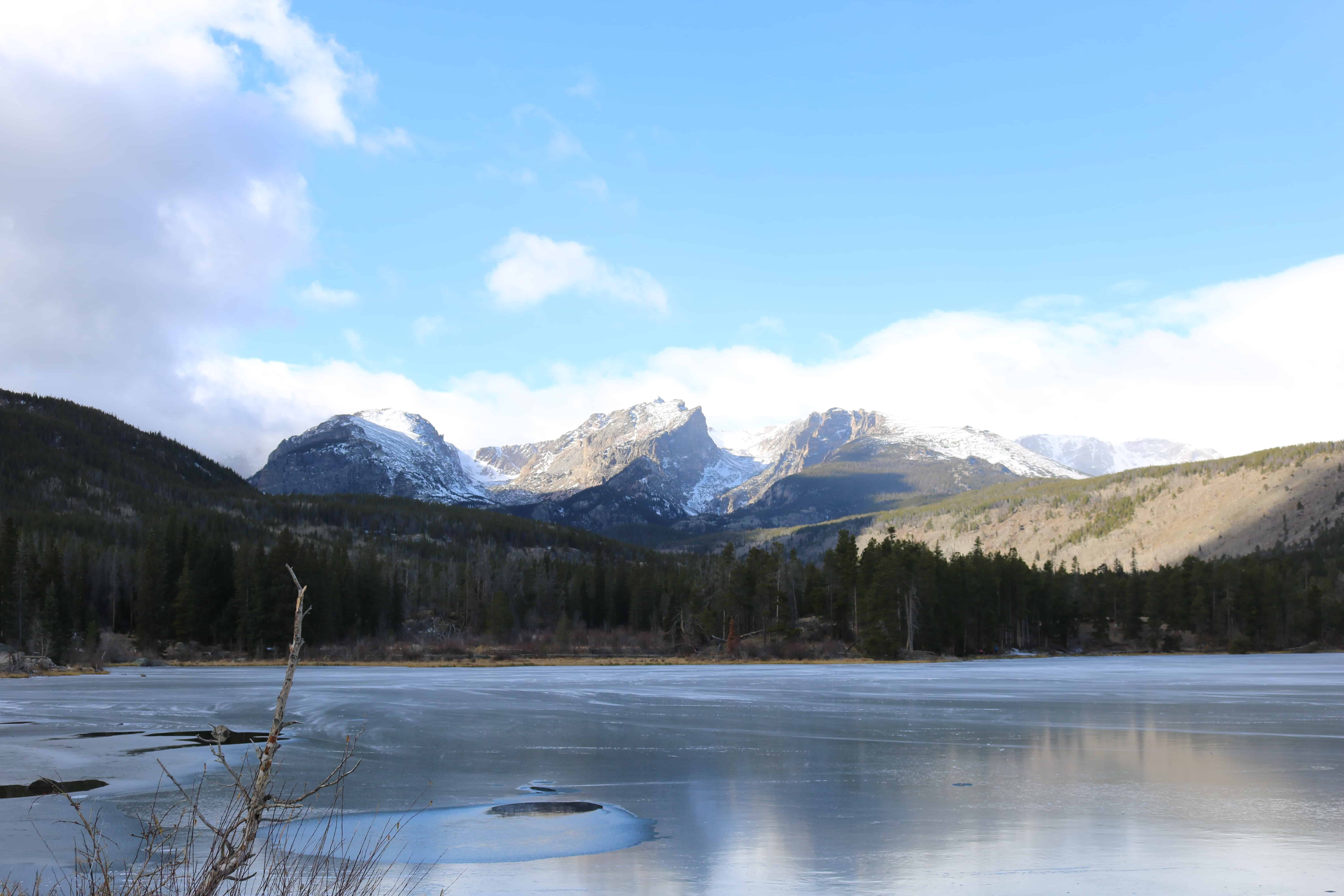 3 Day Itinerary - Rocky Mountain National Park [Estes Park]