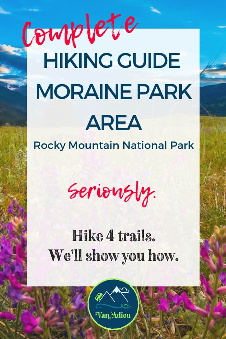ALL of these hikes start at the same trailhead! With our 3D maps that face the direction you are walking and not north, you can do this! We can help!
