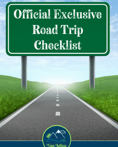 Official Exclusive Road Trip Checklist (1)