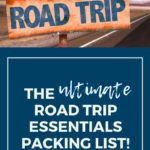 Road Trip Essential Packing List