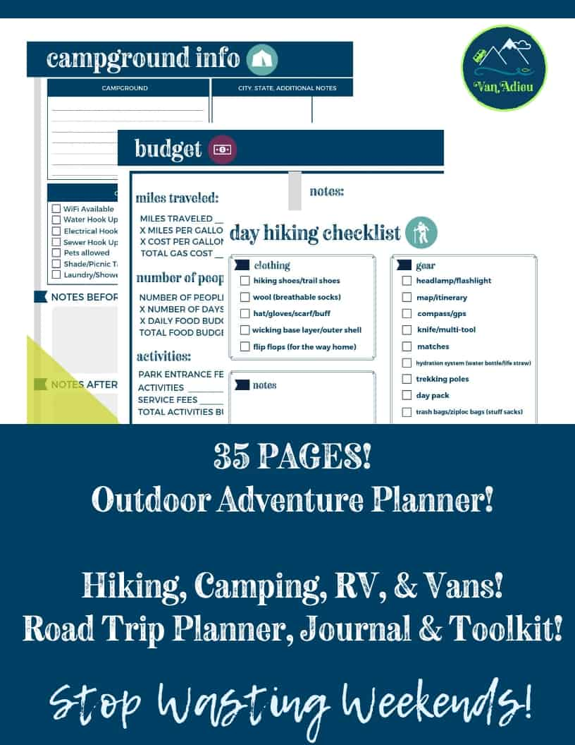 Best Camping Apps and Websites to Find a Campground - Van Adieu
