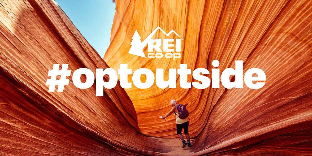 opt outside REI